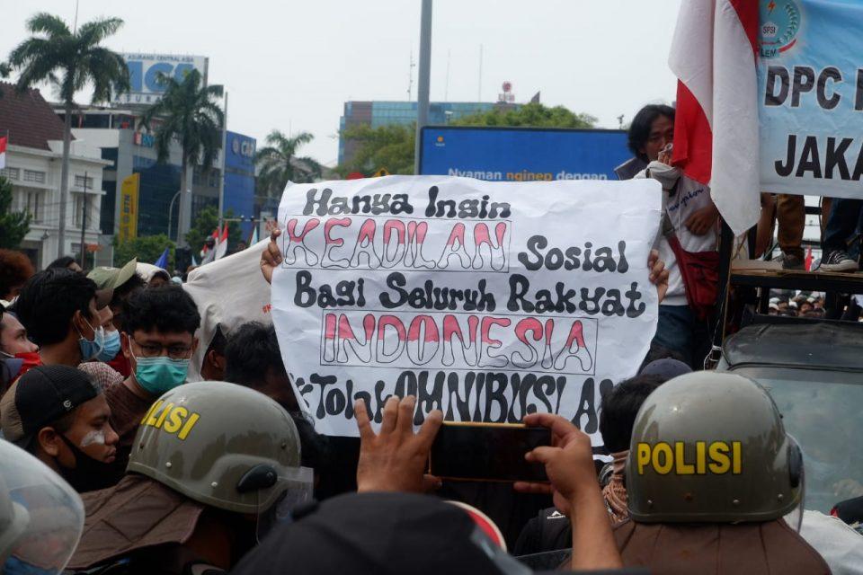 Demonstrasi 8 Oktober